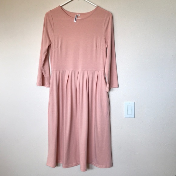 Journey Five Dresses & Skirts - Pink Journey Five Dress - NWOT